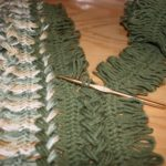 Hairpin Lace Part 3 of 4 – Joining the Strips