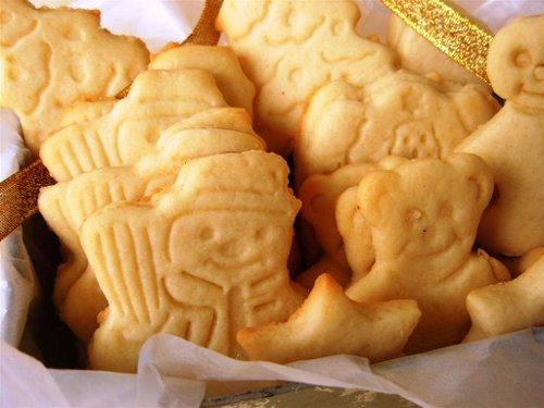 Christmas Butter Cookies Wee Folk Art