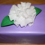 Kleenex Carnations