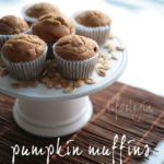 Pumpkin Muffins and Pumpkin Pancakes