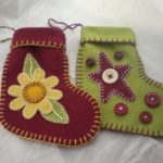 Mini Stocking Directions – Flower