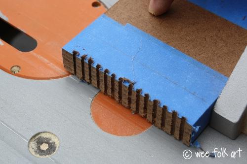 how to make mini looms
