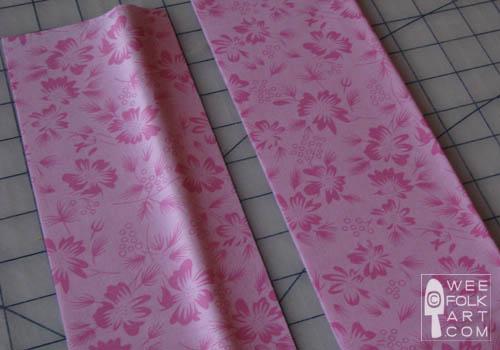 Pinwheel Baby Quilt - Part One