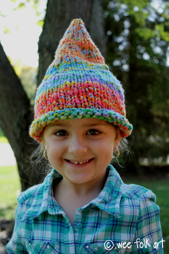 pointed pixie hat knitting pattern gnome hat knitting pattern 4f9ea98d3fe