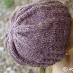 Beginning My Fall Knitting – Notes on Rosa Hat