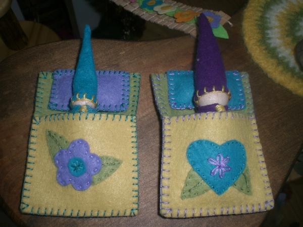Spring Gnome Sleeping Bag