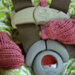 Thumbless Mittens – Twirl Style