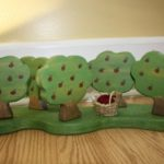Wooden Apple Orchard Tutorial