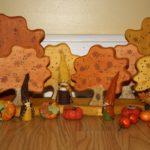 Wooden Autumn Forest