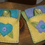 Wooden Frogs