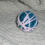 Felting Wool Marbles