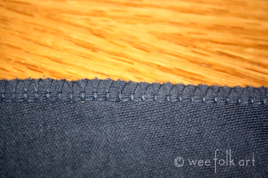 Blanket Stitching Part 40 Think Before You Stitch Wee Folk Art Interesting Blanket Stitch On Sewing Machine