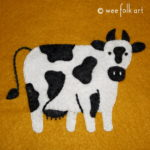 Till the Cows Come Home Applique