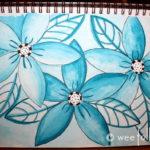 Watercolor Progress Report