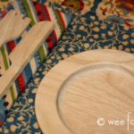 Toy Kitchen Placemats and Napkins Patterns