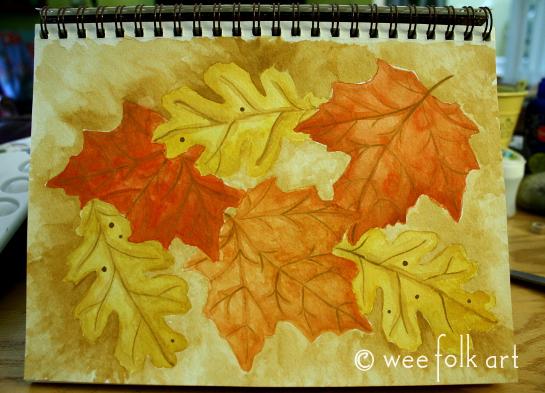 Analogous Colors Orange Yellow