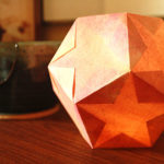 Watercolor Paper Star Lantern Project