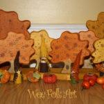 Autumn Forest Desktop Wallpaper