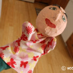 Paper Mache Puppets Part Two: Making the Body
