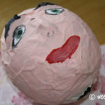 Paper Mache Puppets Part One: Making the Head