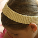 Newbie Knitting | Easy Headband Project