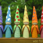 Rainbow Gnomes Desktop Wallpapers