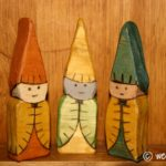Old World Wooden Gnomes Tutorial