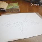 Butterfly Coloring Page & Watercolor Tutorial