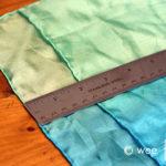 Simple Silk Skirt Tutorial