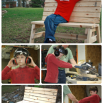 Building Bug's Bench