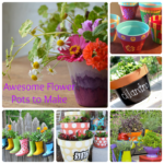 10 Awesome Flower Pots to Make