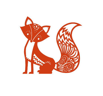 foxes on etsy