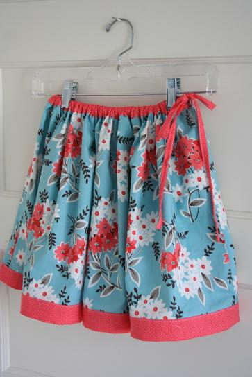 Free Girl S Skirt Patterns To Sew Wee Folk Art