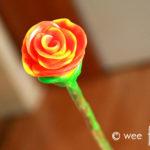 Beeswax Flowers