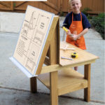 10 DIY Play/Real Workbenches for Children