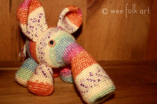 Little Pink Lady - Amigurumi Doll - Free Crochet Pattern | 363x545