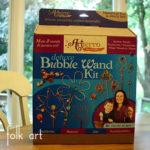 Artterro Eco Art Kits :: Bubble Wands