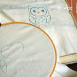 Embroidery Pattern :: Needle Work Owls