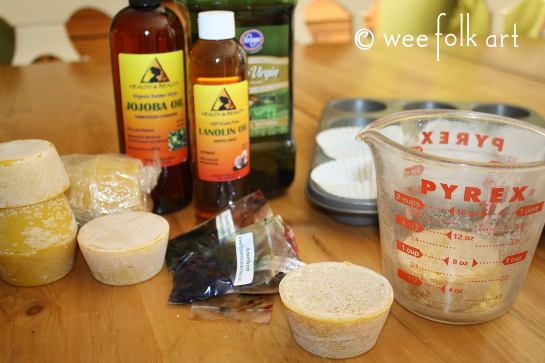 how to make natural beeswax modelling wax