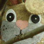 Doorstop Bunny