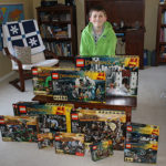 Lord of the Rings Lego Champ