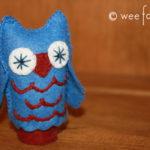 Peg Owls