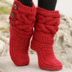 DROPS Design Free Knit Slipper Patterns