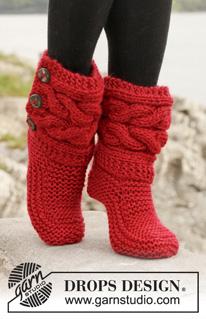 Drops design free knit slipper patterns wee folk art drops design free knit slipper patterns dt1010fo