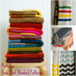 Free Knit Blankets Patterns from Purl Bee